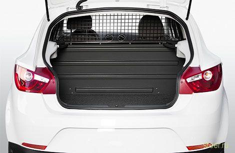 Компания Seat сделала из хэтчбека Ibiza развозной фургон (фото)