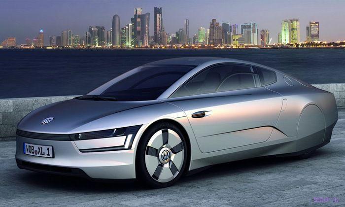 Volkswagen Formula XL1: автомобиль, который разорит Россию (фото)