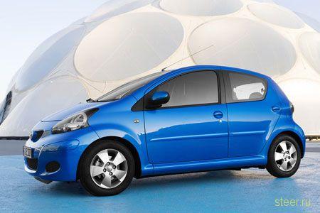 Lada Kalina - худший автомобиль стоимостью до 10 000 Евро