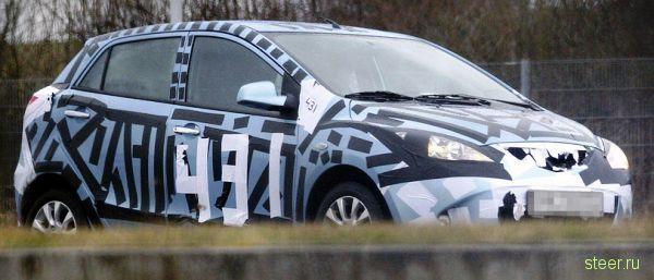 Mazda тайно готовит 'единичку' (фото)