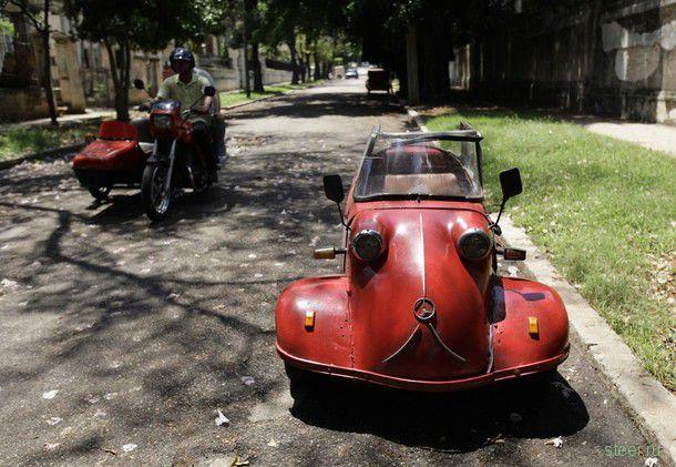 Автомобиль Messerschmitt (фото)