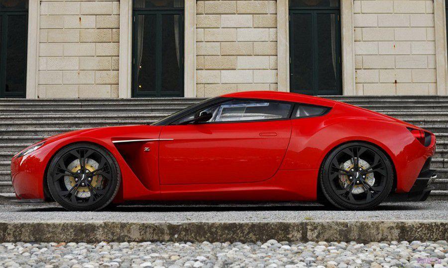 Aston Martin Zagato назван самым элегантным автомобилем на планете (фото)