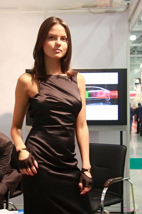 В Москве проходит выставка Интеравто. Не очень (фото)