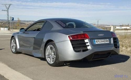 Audi R8 из Mercury Cougar