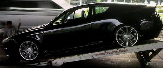 Не верь глазам своим: Aston Martin DBS на базе Vauxhall Calibra (фото)