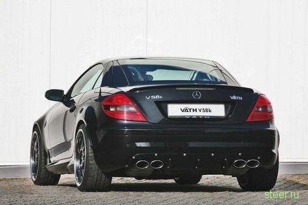 Купе Mercedes SLK V58K от ателье Vath