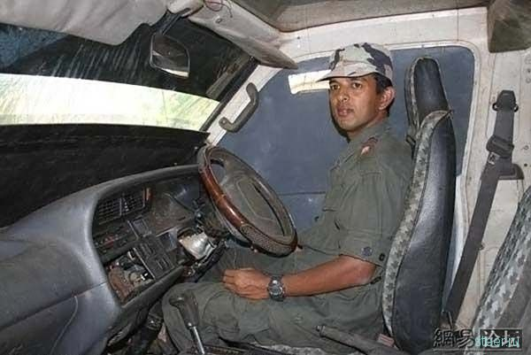 Сомалийский бронемобиль для VIP персон
