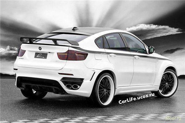 Lumma CLR X 650 GT BMW X6