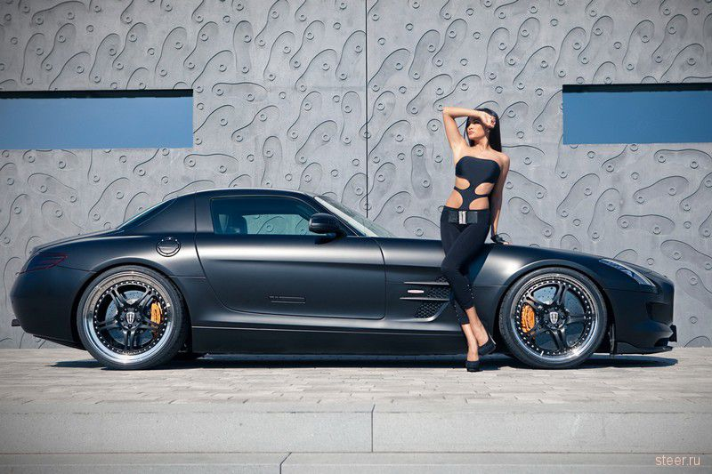 Mercedes-Benz SLS 63 AMG Supersport GT от Kicherer (фото)