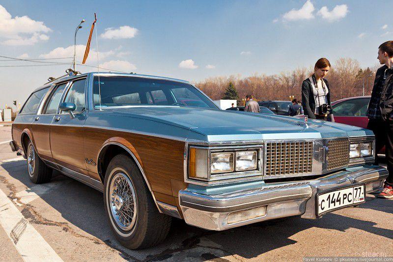 Фотки с открытия американоводческого сезона на смотре. Авторские фото Павла Кунеева (фото)