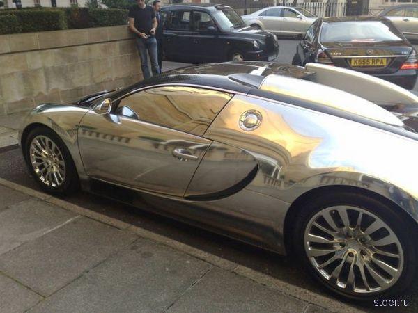 Хромированные авто (фото)