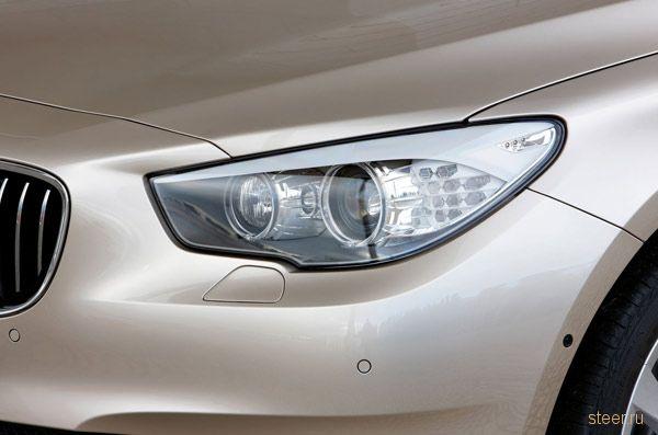 BMW GT пошел в серию (фото)