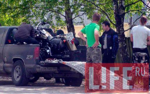 Гарик Сукачев cбил человека (фото)