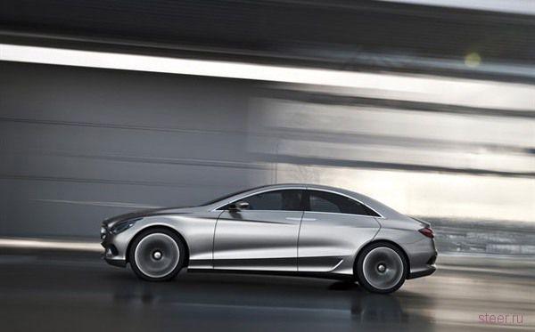 Новый Mercedes: это будет революция (фото)