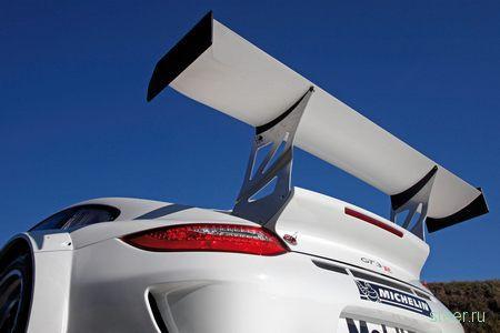 Porsche показала гоночное 480-сильное спорткупе 911 GT3 R (фото)