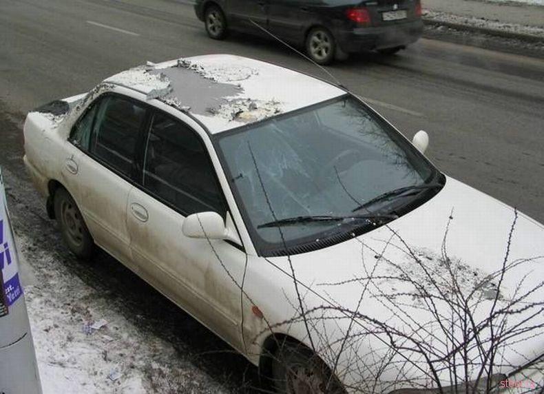 варианты автомобильной мести