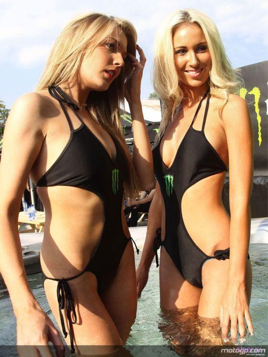 Девушки с motoGP (фото)
