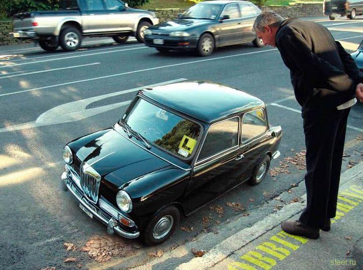 Самые маленькие автомобили мира (фото)