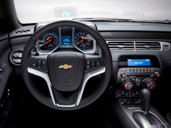 Chevrolet Camaro: в России втрое дороже, чем в США (фото)
