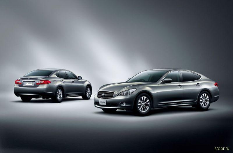 «Демон» возвращается: Mitsubishi будет продавать Nissan Fuga под брендом Diamante (фото)