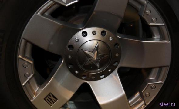 Prombron Monaco Red Diamond Edition: Россияне создали самый дорогой в мире внедорожник (фото)