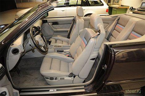 BMW М5 уникальный кабриолет (фото)
