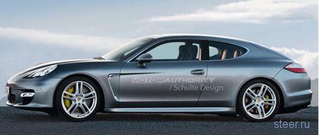 Porsche - что нам ждать в будущем (обзор и фото)
