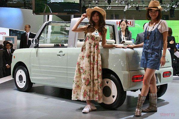 Токийский автосалон (Фото)