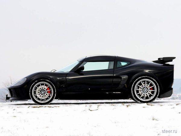 Melkus RS1000 : Спорткар из бывшей ГДР стоит как Porsche (фото)