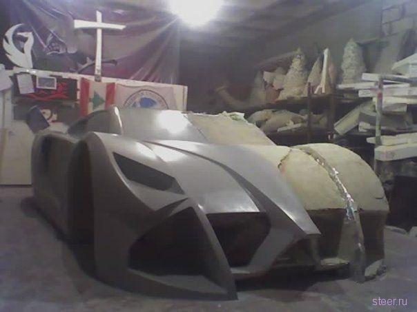 Студенты создали свой суперкар за 4 года и 90 тысяч долларов (фото)