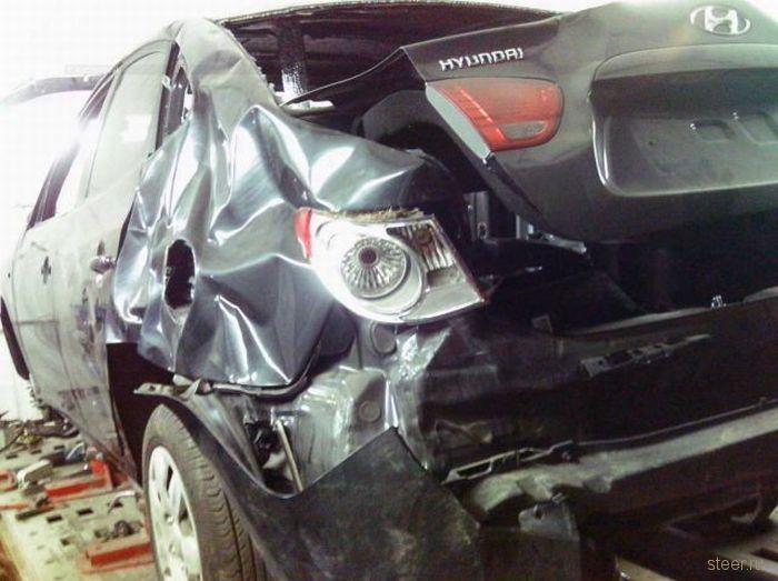 Восстановление автомобилей своими руками фото