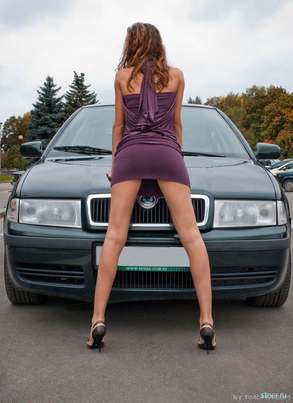 Российские автоледи (часть 20)