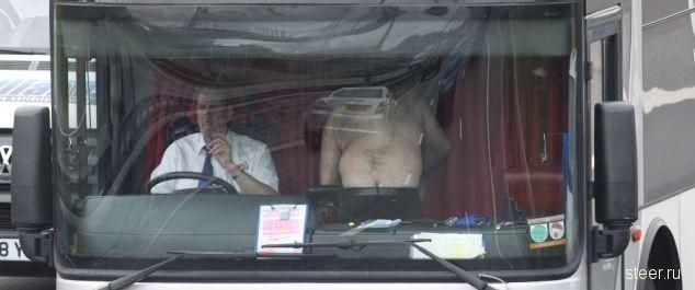 Чем занимаются мужчины за рулем (фото)