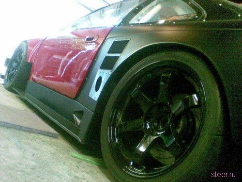 """Гаражный"""" тюнинг Nissan 200SX (фото) Steer.ru"""