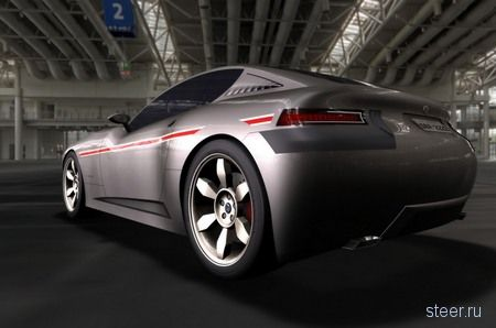 Volkswagen SP2 Concept