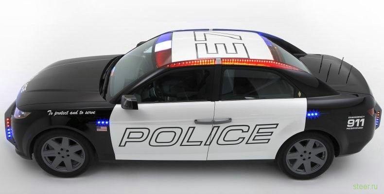 новые авто для американской полиции