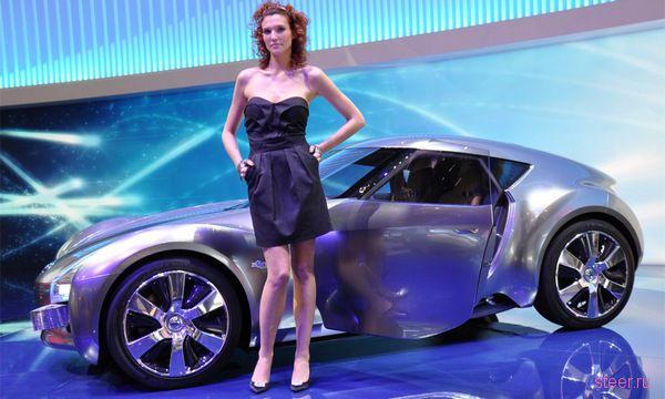 Спортивный концепт Nissan ESFLOW засветился раньше премьеры (фото)