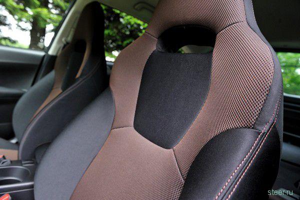 Кроссовер Subaru Impreza XV вышел на рынок Японии (фото)