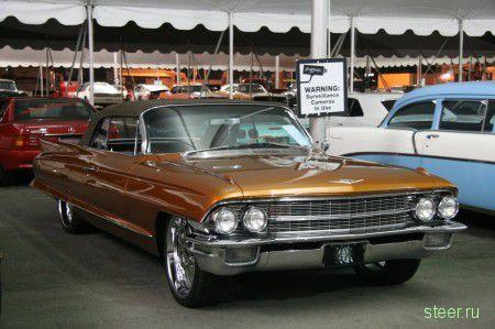 Cadillac от Луи Виттона выставлен на продажу (фото)