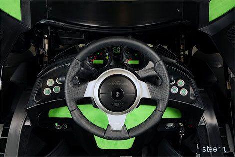 T25 : трехместная микролитражка от конструктора суперкара McLaren F1 (фото)