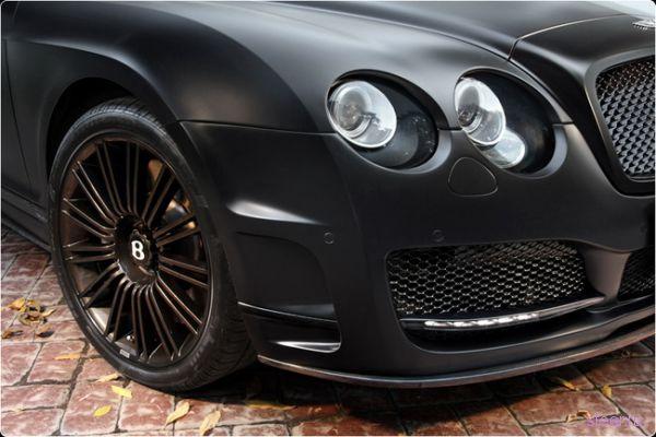 Российский тюнинг для Bentley Continental GT (фото)