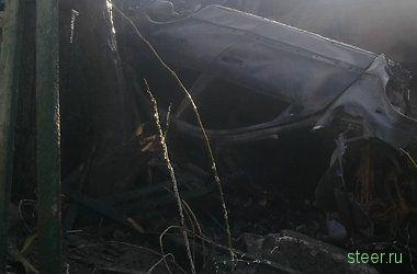 Новая Toyota GT 86. В Кременчуге парень на джипе со скоростью 200 км снес дом (фото)(фото)