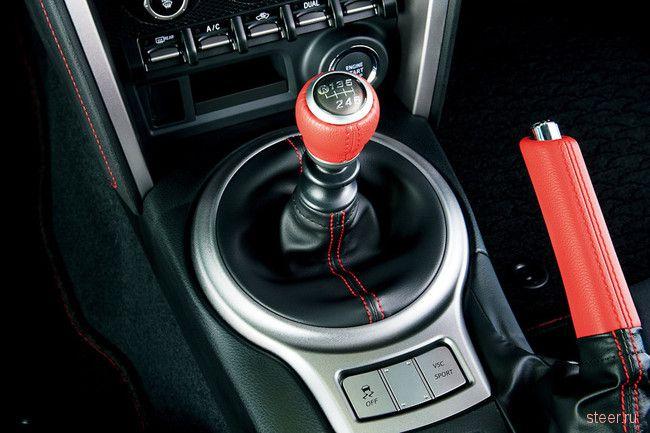 Новая Toyota GT 86. Официально (фото)