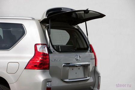 Lexus презентовал внедорожник GX460 2010 модельного года (фото)