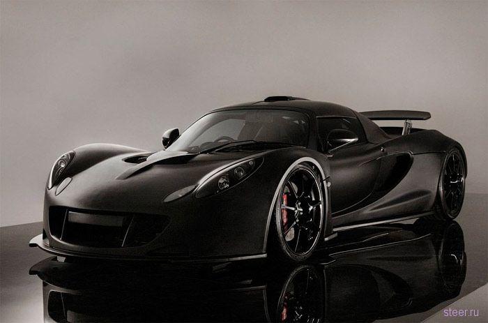 1200-сильный американский суперкар Venom GT будет официально продаваться в России (фото)