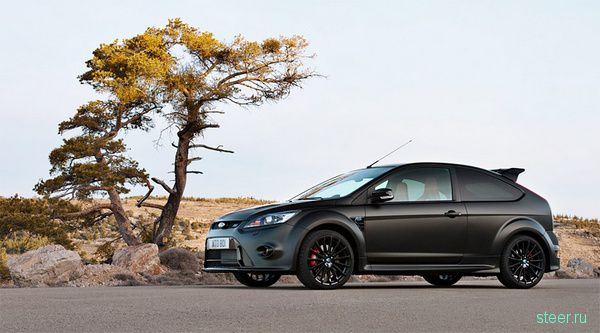 Focus RS500: Самый мощный Ford представлен официально (фото)