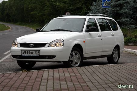Новая Lada Priora универсал – вне конкуренции (обзор и фото)