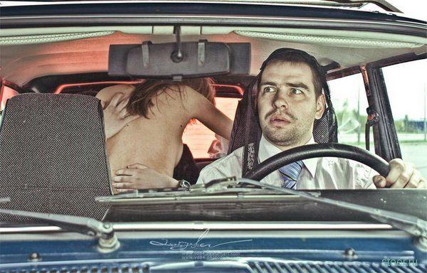 Автомобильные истории в фотографиях