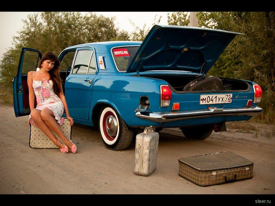 Российские автоледи (часть 16)
