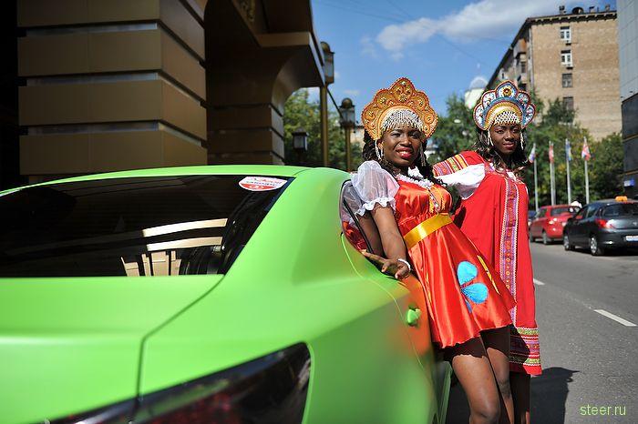 АвтоЛеди шоу 2011 (фото)